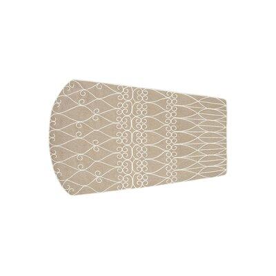 Cadeneta Handmade Beige Area Rug