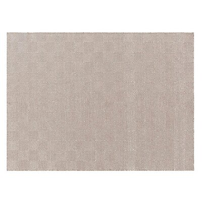 Lana Sail Handmade Brown Area Rug