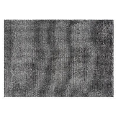 Lana Hoot Gray Area Rug Rug Size: 57 x 711