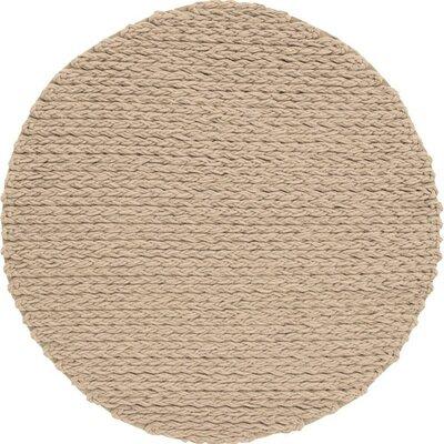 Trenzas Handmade Ivory Area Rug