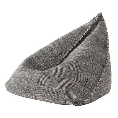 Sail Bean Bag Upholstery: Negro