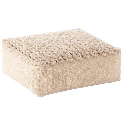 Trenzas Ottoman Upholstery: Crudo