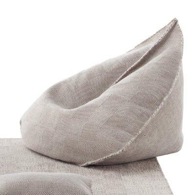 Sail Bean Bag Upholstery: Topo