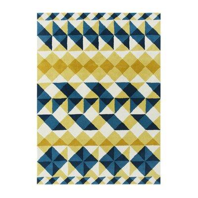 Hand Tufted Mosa�ek Area Rug Rug Size: 68 x 910