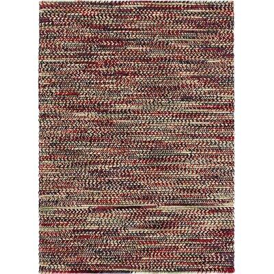 Varese Handmade Area Rug Rug Size: 56 x 79