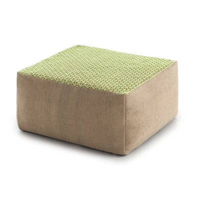 Space Raw Pouf Fabric: Lima