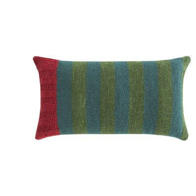 Space Rustic Chic Jute Lumbar Pillow