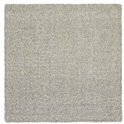 Space Waan Handmade Green Area Rug Rug Size: Square 82