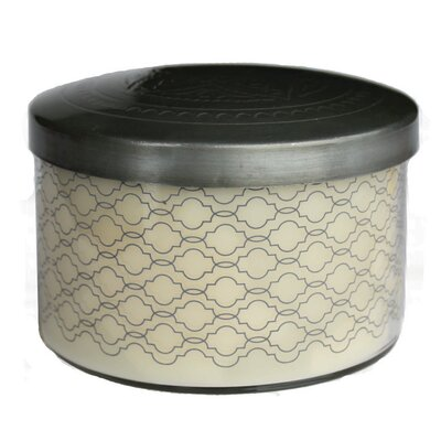 Leather and Lace Designer Candle