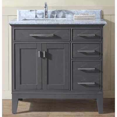 Danny 36 Single Bathroom Vanity Set