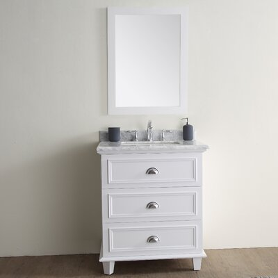 Aly 30 Single Bathroom Vanity Set