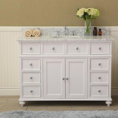 Eva 48 Single Bathroom Vanity Set