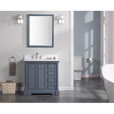 Brockenhurst 36 Single Bathroom Vanity Set