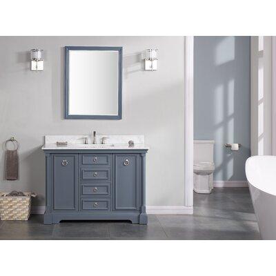 Haffenreffer 48 Single Bathroom Vanity Set