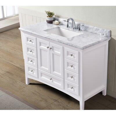 42 Single Bathroom Vanity Set
