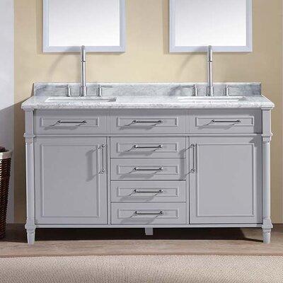 Antony 60 Double Bathroom Vanity Set