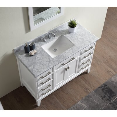 "Danny 48"" Single Bathroom Vanity Set"