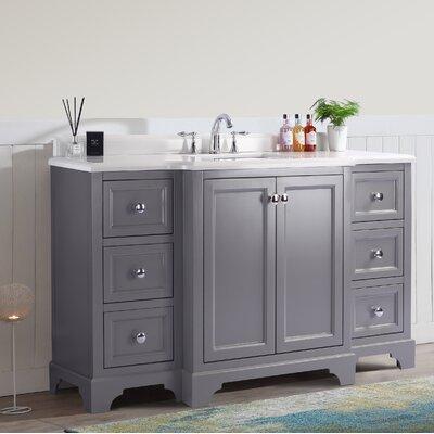 Jaoquim 60 Single Bathroom Vanity Set