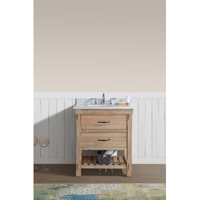 Lofland 30 Single Bathroom Vanity Set