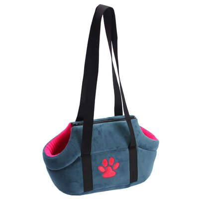 Harnett Pet Carrier Size: 14.96 H x 9.45 W x 9.06 D