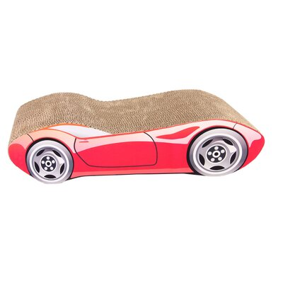 Car Shape Scratching Board