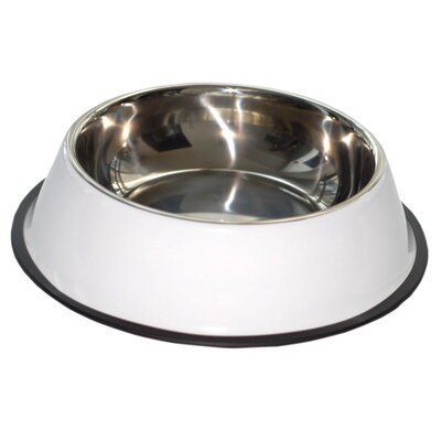 0.25 Gallon Dog Aquarium Bowl Color: White