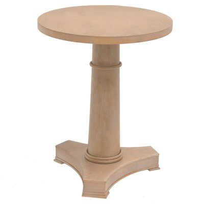 Leroux End Table Finish: Natural