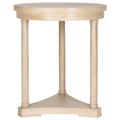 Groleau Side Table Color: Natural