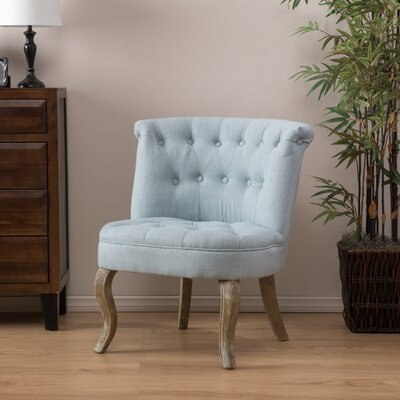 Montreuil Tufted Barrel Chair