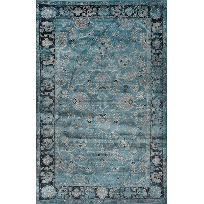 Spurlock Vintage Green Area Rug Rug Size: Rectangle 52 x 8
