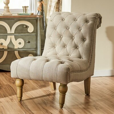 Versailles Fabric Side Chair
