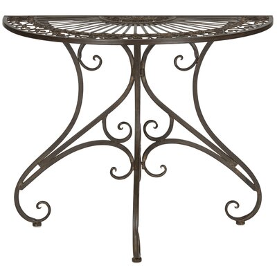 Lamere End Table Color: Rustic Brown