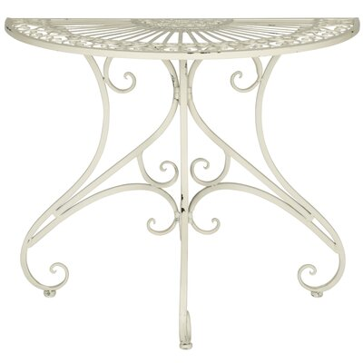 Lamere End Table Color: Antique White