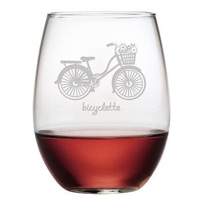 Blythe Wine Glass