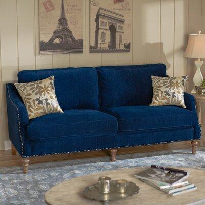 Lavande Sofa Upholstery: Indigo