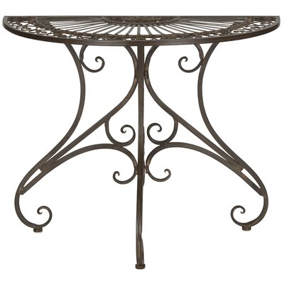 Lamere End Table Finish: Rustic Brown