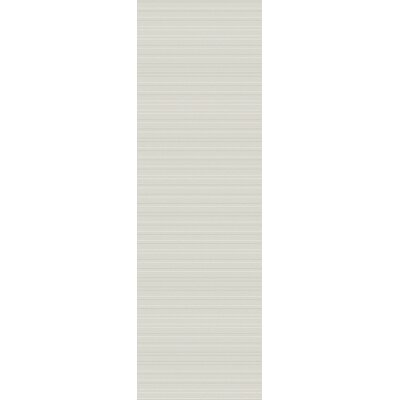 Leclerc Hand Woven Gray Area Rug Rug Size: Runner 26 x 8