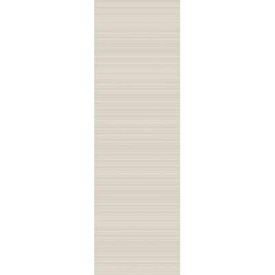 Nicholle Hand Woven Beige Area Rug Rug Size: Runner 26 x 8
