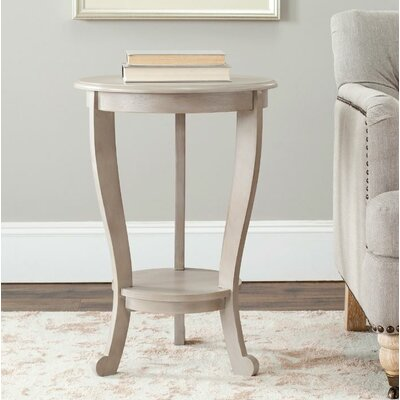 Loann Side Table Finish: Natural