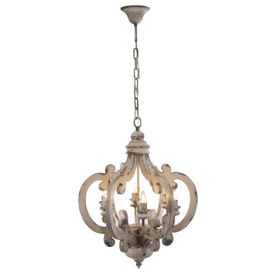 6-Light Foyer Pendant