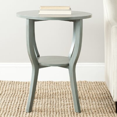 Tussilage End Table Finish: Barn Blue