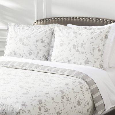 Marne Duvet Cover Set Size: King