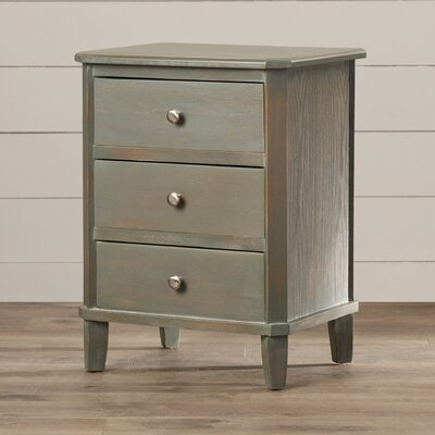 Belle de Nuit End Table Finish: French Grey