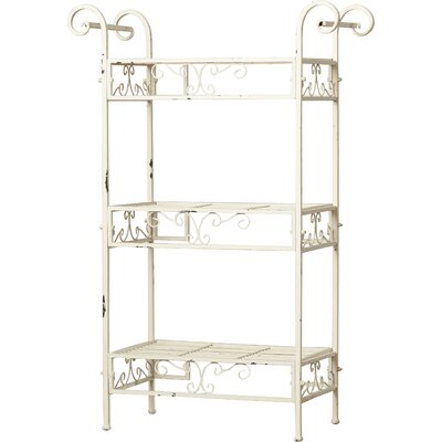 Guyette Plant Stand Finish: Antique White
