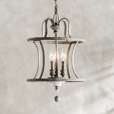 Armande 3-Light Pendant Light Size: Large
