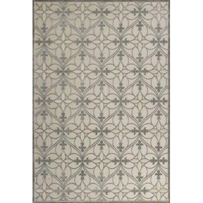 Amel Ivory Area Rug Rug Size: 710 x 112