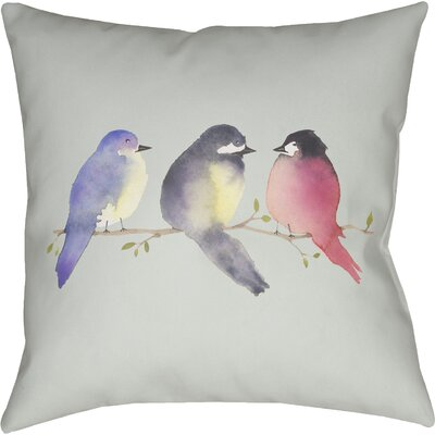 Laureole Indoor Outdoor Throw Pillow