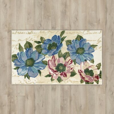 Orly Floral Area Rug