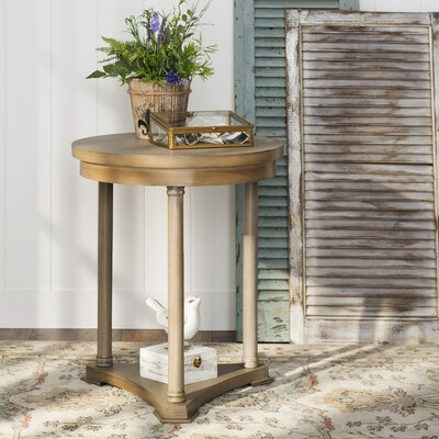 Groleau Side Table Finish: Natural