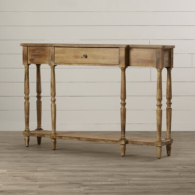 Lisette Console Table Finish: Weathered Antique